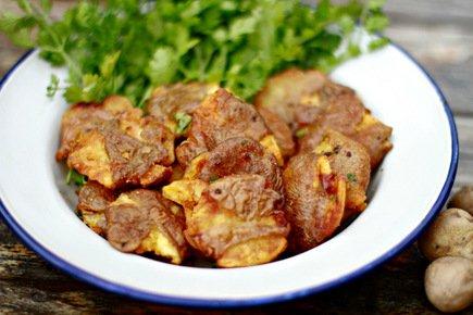 556- Potato Aloo Took / بطاطس الو توك