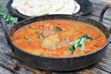569- Alleppey Fish Curry / كاري السمك