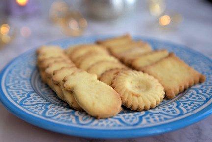 727- صابلي بالبرتقال / Orange Sable Cookies