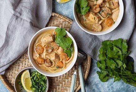 770- Thai Soup Simplified / شوربة تايلاندية مبسطة