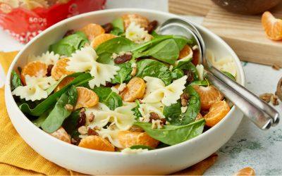 927- Orange and Pasta Salad / سلطة الباستا بالبرتقال