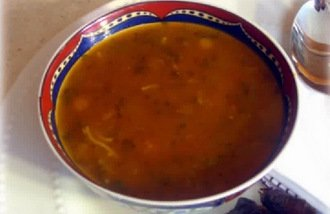 069 – Harira – Traditional Moroccan Soup