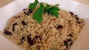 092 – Haitian Rice with Red Beans