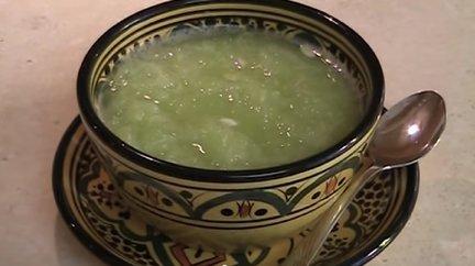 107 – Moroccan Cucumber Salad Recipe