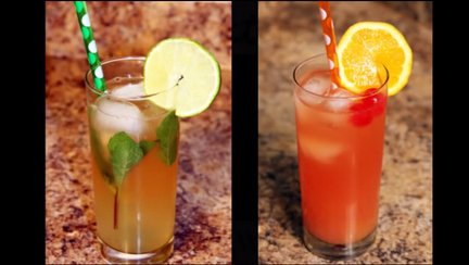 163 – Mocktails: Nojito and Shirley Temple Recipe