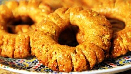 165 – Ka'ak – Moroccan Cookie Recipe
