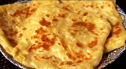 173 – Msemmen – Moroccan Pancake Recipe