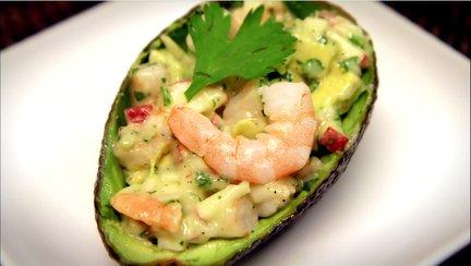 209 – Avocado Shrimp Appetizer Recipe