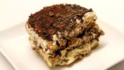 252 – Chocolate Coffee Tiramisu – Homemade Recipe / تيراميسو الشوكولاته والقهوة