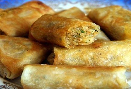 268 – Shrimp Vermicelli Filling Recipe – Briwat Special Episode 1 / حشوة الجمبري والشعرية