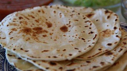 311 – Homemade Mexican Tortillas Recipe / التورتيلا المكسيكية