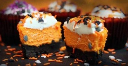 347 – Mini Cheesecake Recipe / كعك الجبن الصغيرة