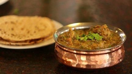 357 – Indian Pepper Chicken Curry Recipe / وصفة الدجاج مع الفلفل و الكاري