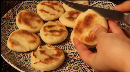 Alia's Tips: Batbout – Cute Little Moroccan Breads