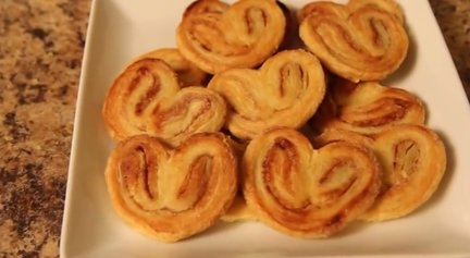 Alia's Tips: How to Make Palmiers or Elephant Ears Cookies!