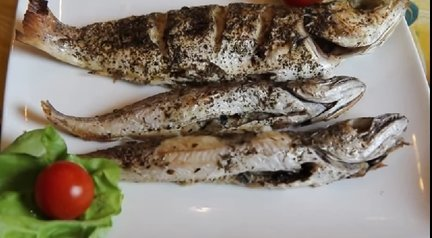 Alia's Tips: Light Moroccan Baked Fish Express!
