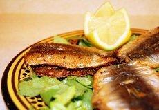 064 – Moroccan Sardines with Charmoula