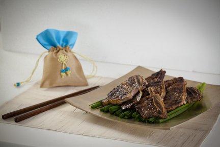 374 – Korean Beef Short Ribs (Galbi) Recipe / الجلبي – وصفة البيف الكورية