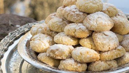 443 – Moroccan Coconut Ghriba / غريبة جوز الهند