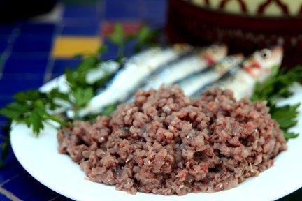 445 – How to Clean Sardines / كيفية تنظيف السردين