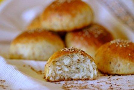 486- Krachel, Brioche Marocaine / Krachel, Moroccan Sweet Rolls
