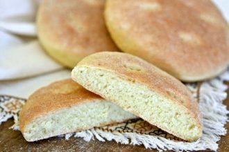 509- Khobz, Pain Marocain / Khobz, Moroccan Bread