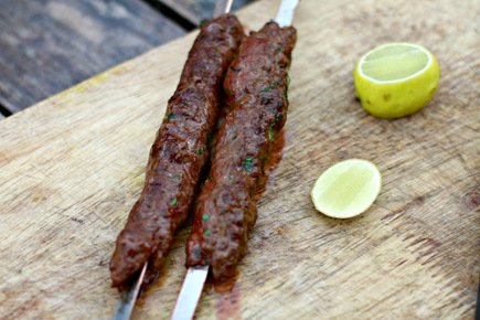 552- Beef Seekh Kebab / سيخ كباب اللحم