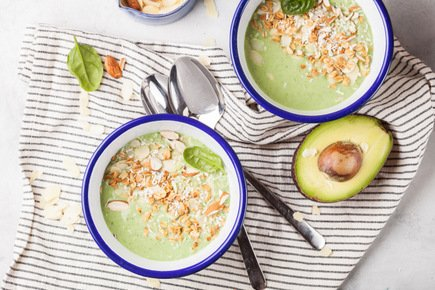 626- Bol de Smoothie Avocat / Avocado Smoothie Bowl
