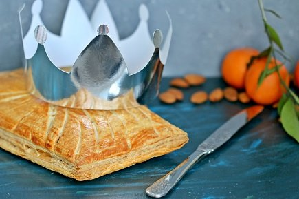 636- Galette des Rois / Galette Of The Kings