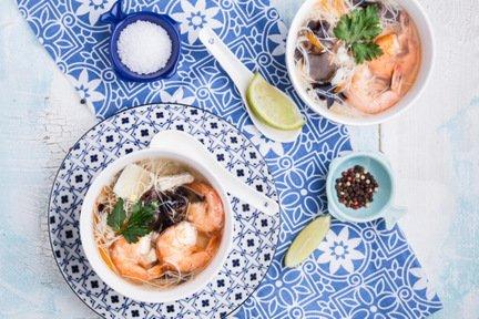657- Chinese Fish Soup / شوربة السمك الصينية
