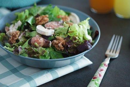 681- Figs Salad / سلطة التين