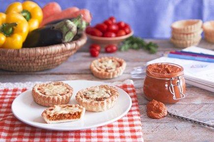688- Veggies Tomato Sauce / صلصة الطماطم مع الخضر