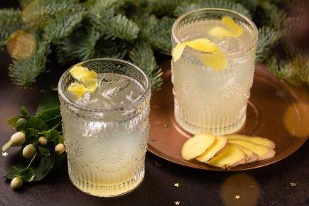 698- Ginger Ale / مشروب الزنجبيل