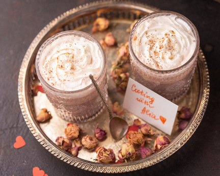 709- شاي ماسالا بالشوكولاتة / Chocolate Chai Massala