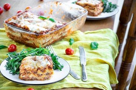 752- Bolognese Lasagna with Ricotta / لازانيا بولونيز بالريكوتا