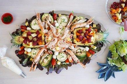 761- Royal Salad / سلطة رويال