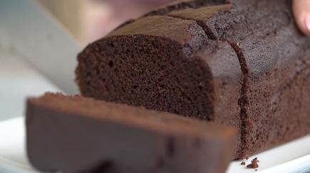 772- Whole Wheat Chocolate Cake  / كيكة الشوكولاتة بدقيق القمح الكامل ﻣﻮﻧﻲ