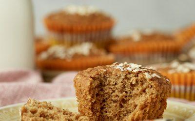 883- Cupcakes with Sorghum Grain Flour / كب كيك بدقيق حبوب الدخن (إيلان)