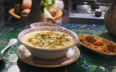 869- Fennel Soup / حساء البسباس