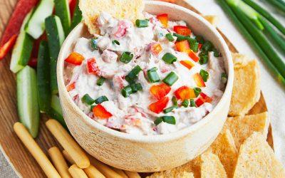920- Creamy Tuna Dip / صلصة التونة الكريمية