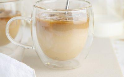 922- Iced Vanilla Latte / لاتيه مثلج بالفانيلا